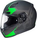 HJC CL-17 Mission Helmets XXL Matte Green 832-846