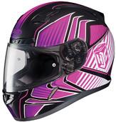 HJC CL-17 Redline Helmets MED Pink 828-983