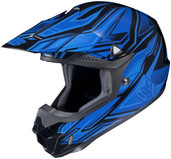 HJC CL-X6 Fulcrum Helmets MED Blue Multi 738-923