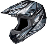 HJC CL-X6 Fulcrum Helmets SML Black Multi 738-952