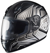 HJC CL-Y Redline Youth Helmet LRG Black 230-954