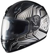 HJC CL-Y Redline Youth Helmet MED Black 230-953
