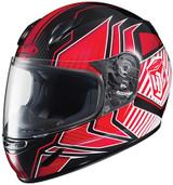 HJC CL-Y Redline Youth Helmet MED Red 230-913