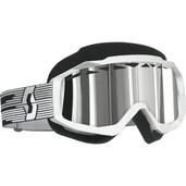 Scott Hustle Snow Cross Graphic Goggles