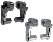 Rox Pivoting 2, 3, or 4 inch Handlebar Risers for 1 inch Handlebars