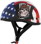 Skid Lid Original POW MIA Helmet