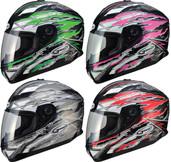 GMAX GM78 Full Face Street Firestarter Helmet