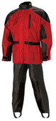 Nelson-Rigg AS-3000 Suit Lg Black/Red 409-014