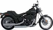 SuperTrapp Fat Duals Harley Davidson Exhaust 148-71570