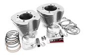 S&S Cycle Big Bore Kit 95in. Natural Finish 910-0200