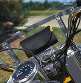Willie Max Handlebar & Windshield Pouch