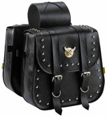 Willie Max Standard Studded Saddlebags