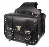 Willie Max Touring Studded Saddlebags