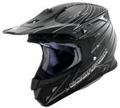 Scorpion VX-R70 Flux Helmet XL Matte Black SCORPION70-2166
