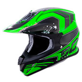 Scorpion VX-R70 Quartz Helmets Lg Neon Green 70-3845