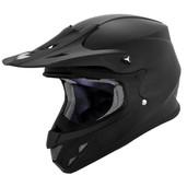 Scorpion VX-R70 Solid Helmet 2XL Matte Black SCORPION70-0107
