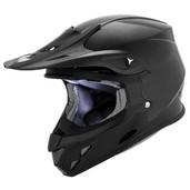 Scorpion VX-R70 Solid Helmet XS Black SCORPION70-0032