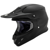 Scorpion VX-R70 Solid Helmet XS Matte Black SCORPION70-0102