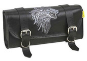 Willie Max Wolf's Head Tool Pouch