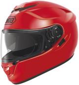 Shoei GT-AIR Helmet Solid Colors LRG Red 0118-0131-06