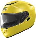 Shoei GT-AIR Helmet Solid Colors MED Brilliant Yellow 0118-0123-05