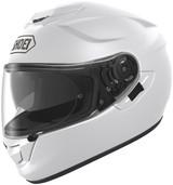 Shoei GT-AIR Helmet Solid Colors MED White 0118-0109-05