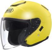 Shoei J-Cruise Helmet Lg Brilliant Yellow 0130-0123-06