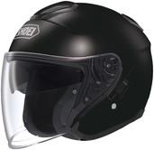 Shoei J-Cruise Helmet MED Black 0130-0105-05