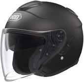 Shoei J-Cruise Helmet MED Matte Black 0130-0135-05