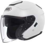 Shoei J-Cruise Helmet MED White 0130-0109-05