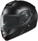 Shoei Neotec Solid Helmet 2XL Black SHOEI0117-0105-08