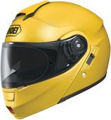 Shoei Neotec Solid Helmet 2XL Brilliant Yellow SHOEI0117-0123-08