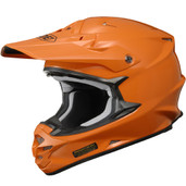 Shoei VFX-W Solid Helmet Lg Pure Orange SHOEI0145-0106-06