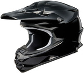Shoei VFX-W Solid Helmet Md Black SHOEI0145-0105-05