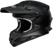 Shoei VFX-W Solid Helmet Md Matte Black SHOEI0145-0135-05