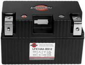 Shorai Lithium Iron Extreme-Rate Battery LFX14A4-BS12