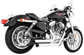 Freedom Performance Exhaust Declaration Turn-out Chrome