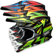 Shoei VFX-W Maelstrom Off-Road Helmet