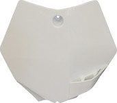 Acerbis Front   Plate White 65sx