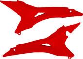 Acerbis Air Box Covers Red Honda