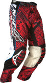 Fly Evolution Race Pant Red/Black Sz 30 365-13230