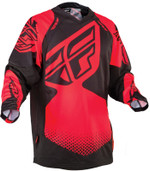 Fly Evolution Rev Jersey Red/black Large 366-122L