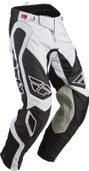 Fly Evolution Rev Pant Black/White Sz 28s 366-13028S