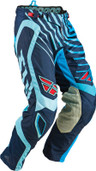 Fly Evolution Sonar Pant Blue/Lite Blue Sz 26 366-13126