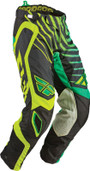 Fly Evolution Sonar Pant Green/Black Sz 28 366-13528