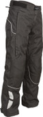 Fly Butane Ladies Pant Black Sz 7-8 478-4010-2