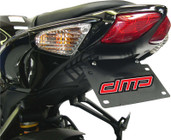 DMP Fender Elim Kit Blk Kaw Ninja 250r  08-09 670-4110