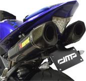 DMP Fender Elim Kit Blk Yam Fz6r 670-6370
