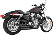 Freedom Declaration Turn-outs Black Sportster HD00005