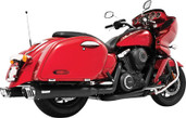 Freedom Duals W/4  Muffler Black Vn 1700 Vaquero MK00010